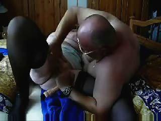 Abuelo y abuela (75 años)