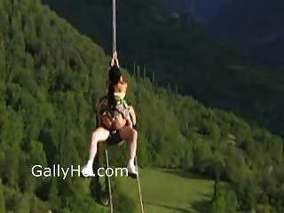 Sexo en una cuerda !!!¡¡¡increíble!!!¡¡¡ver este!!!