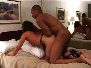 Esposa follada en un hotel