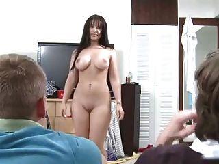Casting de nubiles esta chica hará cualquier cosa para conseguir el trabajo