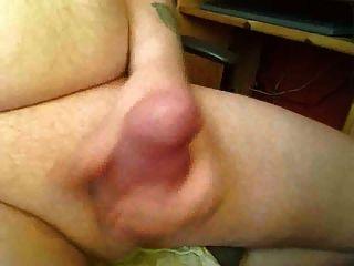 Polla gruesa mamada cums
