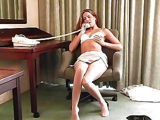 Sexo telefónico con kobi