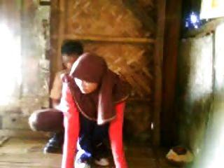 Hijab y fuking