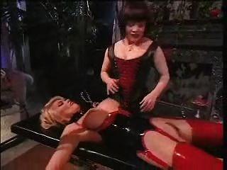 Lesbianas grupo electroestimulación