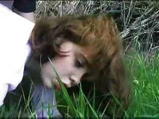 Sexo al aire libre en camping por snahbrandy