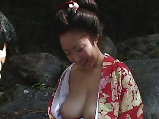 Chica geisha caliente dm720