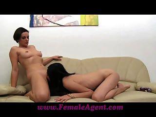 Femaleagent increíble asiática sensación