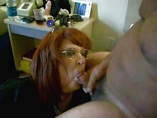 Pervertido esposa bebiendo mi esperma.video casero