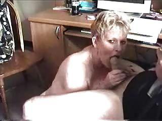 Entrevista de trabajo video de sexo maduro
