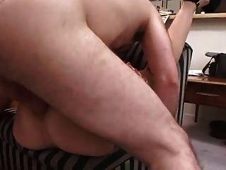 Sexy rubia milf analed
