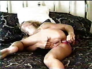 Dildo placer anal duro