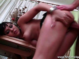 ¿Quieres coger mi culo?
