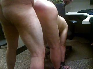 Sexo con mi puta.Ella tiene un gran culo para azotar!