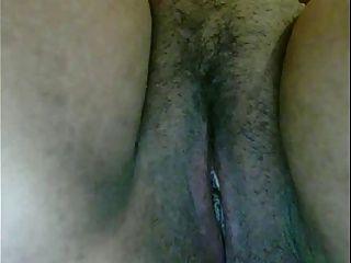 Caliente bbw asiática juega con su coño