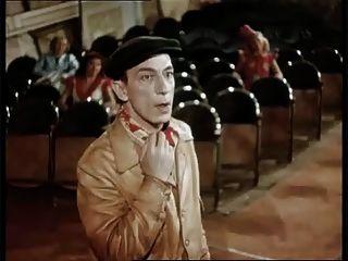 Desnudos en películas francesas: ¡ah!Les belles bacchantes (1954)