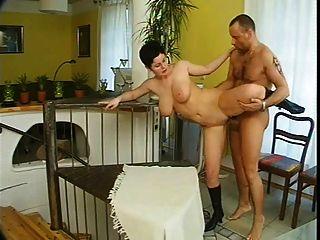 Texas bbw gal golpeando su culo gordo gigante gordito tetas parte 1