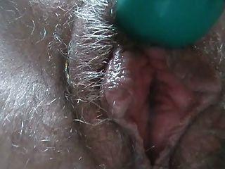 Close up coño