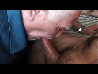 Papa cum swallower