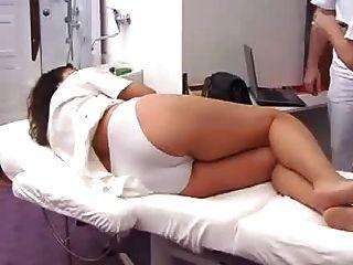 Examen gineco completo de la mujer embarazada