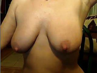 52 años de edad señora en el travieso en webcam ...