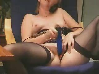 Masturbación sexual por teléfono con helga (alemania)