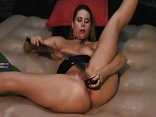Azotándose al orgasmo