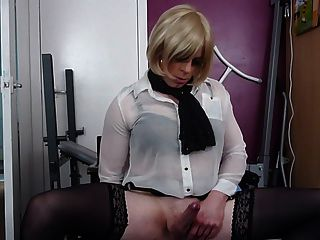 Tris sexy cums
