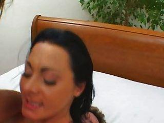 Sandra romain anal doble