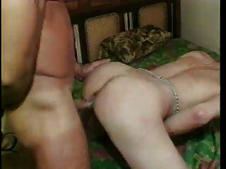 Rubia transexual acción caliente