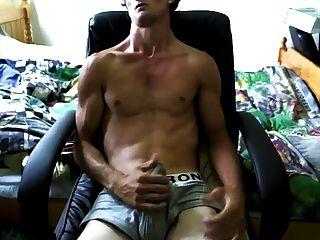 Jodido caliente toned chico cumming varias veces