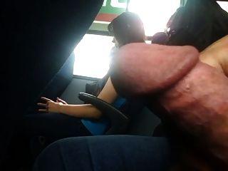 Intermitente falló en el autobús con cum