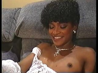 Angel kelly sexy black maid