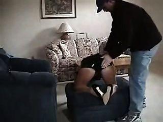 Esposa esclava humillada