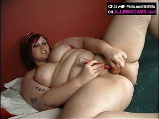 Chubby girl lo hace xmas way bbw 2