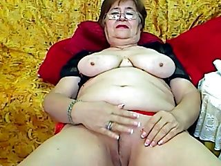 Real abuelita en la webcam r20