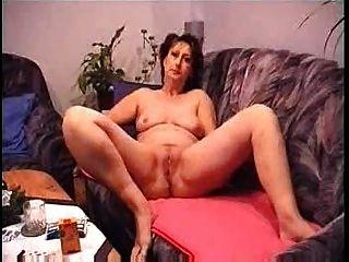 Esposa alemana kerstin