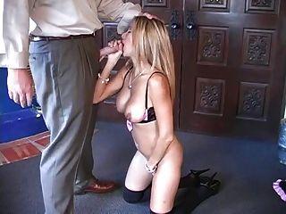 Follando a mi esposo jefe