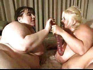 Lesbiana bbw puede obtener desagradable