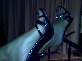 Tacones altos pies pie uzun topuklu olmazsa sexy olmaz