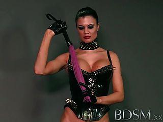 Bdsm xxx esclavo obtiene tratamiento hardcore by dom