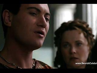 Jessica grace smith y lesley ann brandt spartacus desnudo