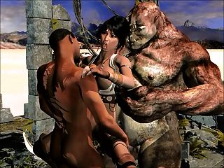 3d princesa sacrificado al dios troll y más