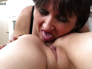 Lesbiant horney porn video