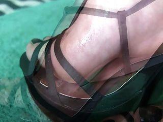 Trabajo de zapato