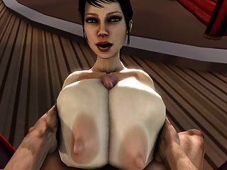 Trishka tetas grandes enormes tittyfuck