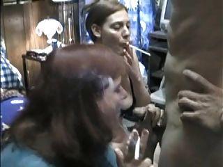 Mamadas de fumar