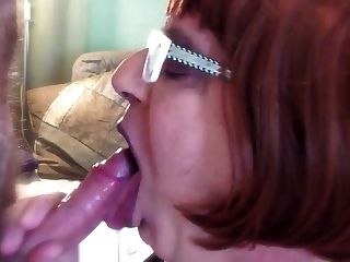 Semen en la boca