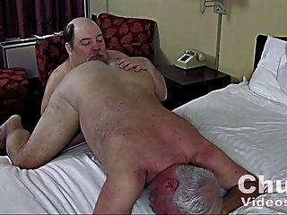 Sexo hombre maduro