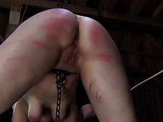 Encadenado y caned
