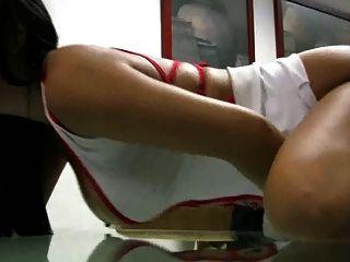 Angie sexy parte de la enfermera 3